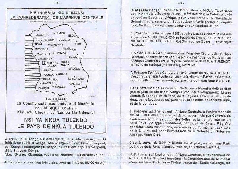 LE PAYS DE NKUA TULENDO 2