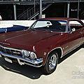 Chevrolet impala hardtop coupe-1965