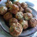 Muffins au lard et à la ciboulette