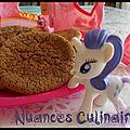 Cookies de sweetie belle (foodista challenge)