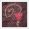 Serial crocheteuses & more n°303 : un collier pour les fêtes !