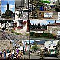 Rando vélo - mayenne - st léonard des bois 53 km