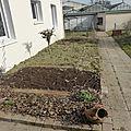 14 mars - terre mouillée....inutile d'insister...