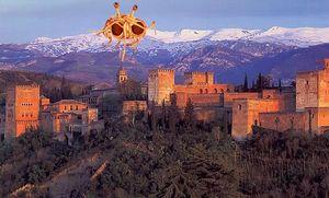 FSM granada alhambra