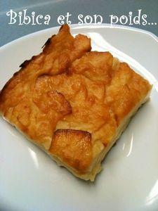 Gâteau invisible aux pommes part-1