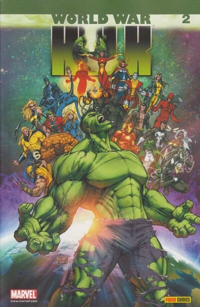 panini world war hulk 2