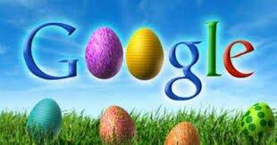 Logo Google Easter egg