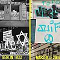 Islamisation de la france et antisémitisme