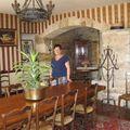 Salle à manger du Petit château