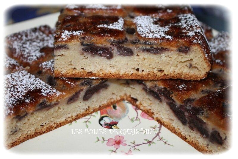 Gâteau cerises ^2
