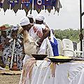 Marabout africain,les divinités et l'hommes