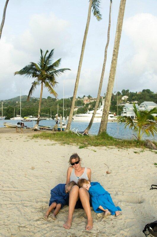 Catamaran Grenadines partie 1-30