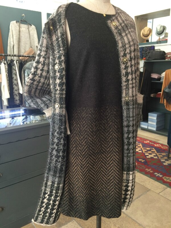 Manteaux lainage B YU sacs cuir BIBA robe GAZEL blouse PETITE MENDIGOTE collier 5 OCTOBRE baskets IPPON VINTAGE AE16 Boutique Avant Après 29 rue Foch 34000 Montpellier (13)