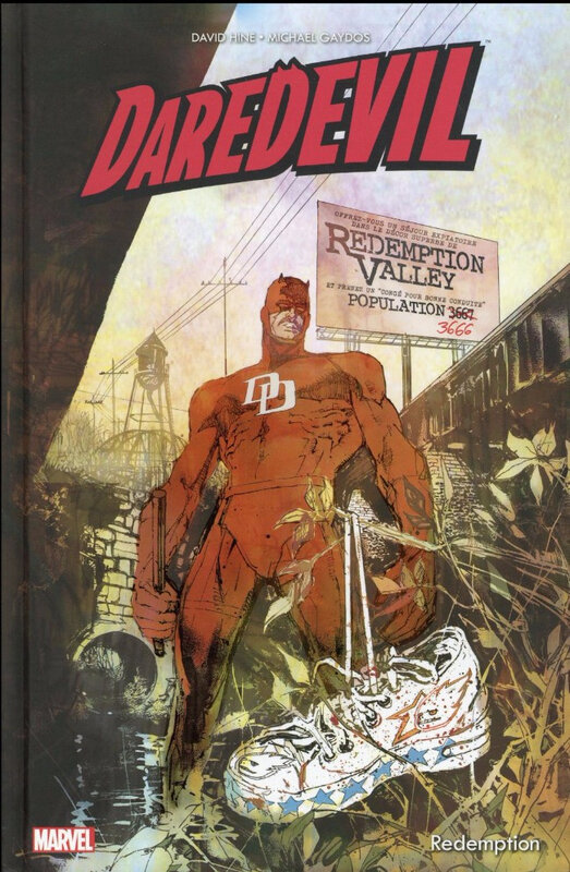 100% marvel daredevil redemption
