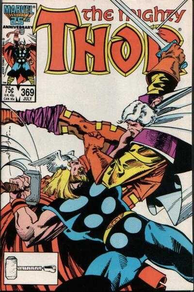 mighty thor 1966 369