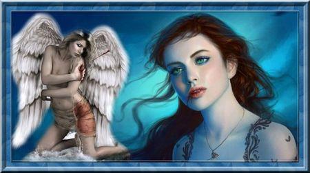 un ange blessé