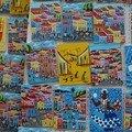 Les peintures typiques de Bahia