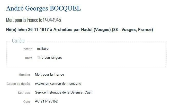 Bocquel A