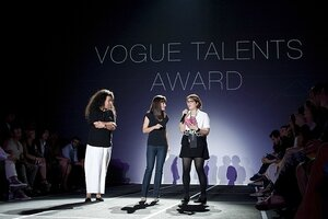 The Vogue Talents Award Accessories Youngwon Kim DB