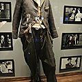 Corsier-sur-Vevey, Chaplin's world, le Studio, costume de Charlot