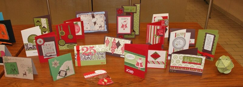 2009-12-08 - Atelier Stampin' Up - 2
