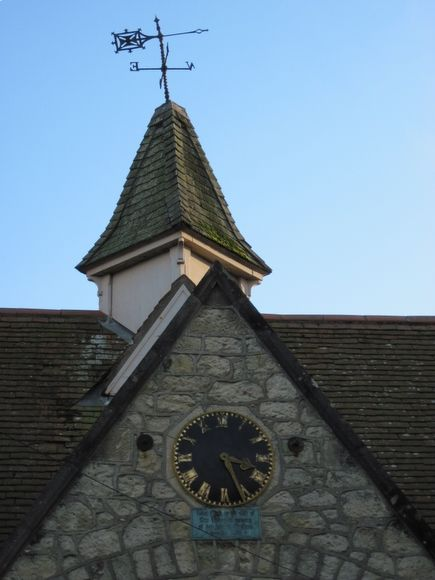 Niton (Isle of Wight) - Clocher de l'église