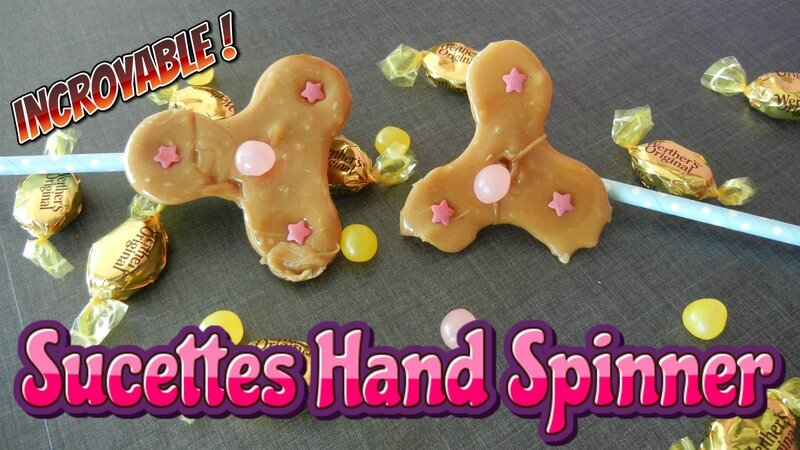 vignette hand spinner sucette prunille fait son show