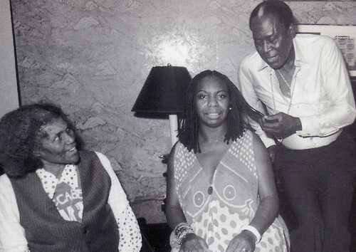 Big Mama Thornton (December 11, 1926 – July 25, 1984), Nina Simone & Memphis Slim