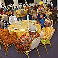 1.3 Présentation de vœux de la SPDC à la Chefferie Atchan