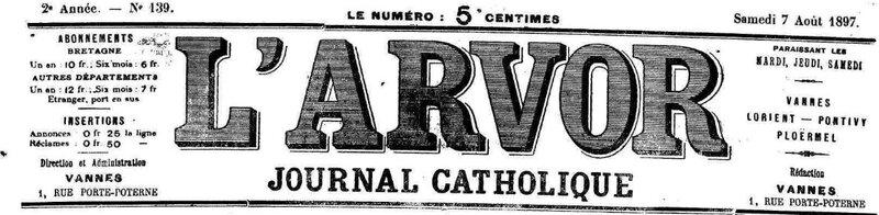 Presse L'arvor 1897_1