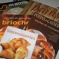 les pains et viennoiseries
