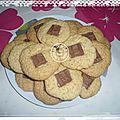 Cookies au maxi kinder