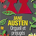 Orgueil et préjugés, par jane austen