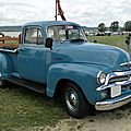 Chevrolet 3100 5window pickup-1954