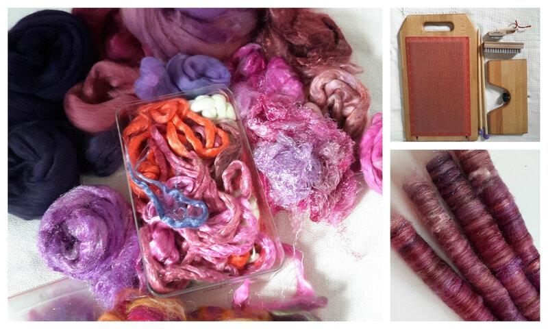 laine filée Claire