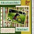 2000-2 Mai -A vélo dans le jardin