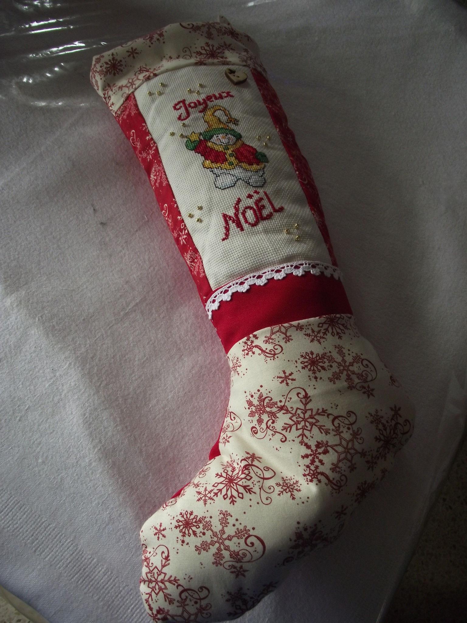 Botte de Noël Jean Romain