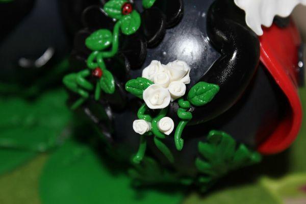 coccinelle bouquet