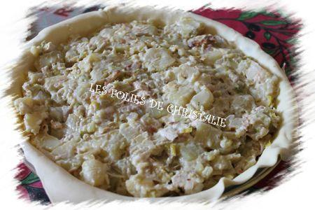 Tourte poireaux pommes de terre 5