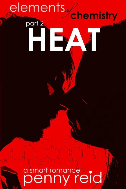 Review : Elements of Chemistry: Heat (Hypothesis 0.5) by Penny Reid (ARC edition)