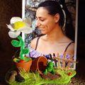 Un jardin pour mes Belles ...