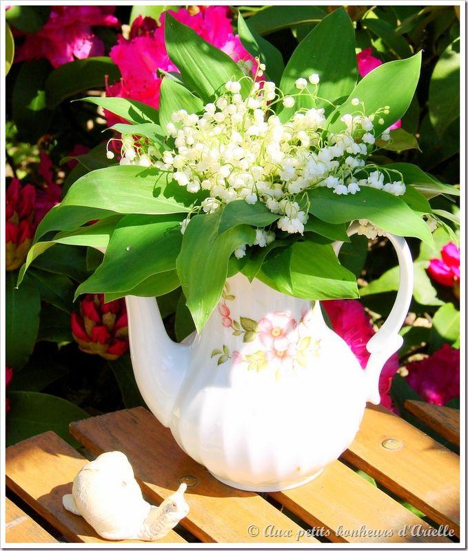 Bouquet de muguet de la forêt (1)