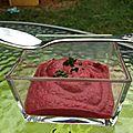 Mousse fraîche de betterave - à partir de 6 mois
