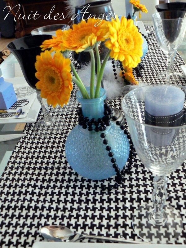 Nuit des anges décoratrice de mariage décoration de table Paris 012