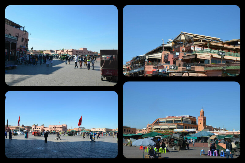 place jemaa