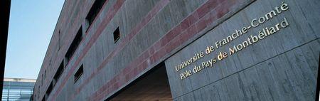 Université de Franche-Comté Montbéliard