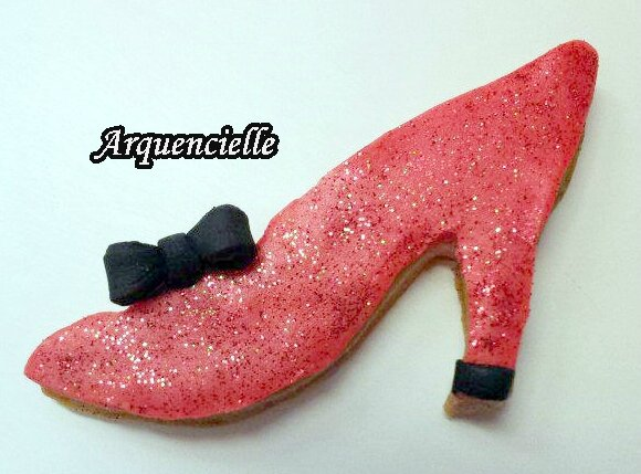 Biscuits chaussure