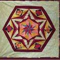 Patchwork kaleidoscope