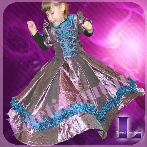 robe déguisement melody et kassandra2