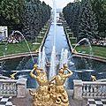 jardins de Peterhof